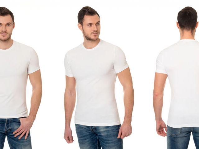 Muške donje majice